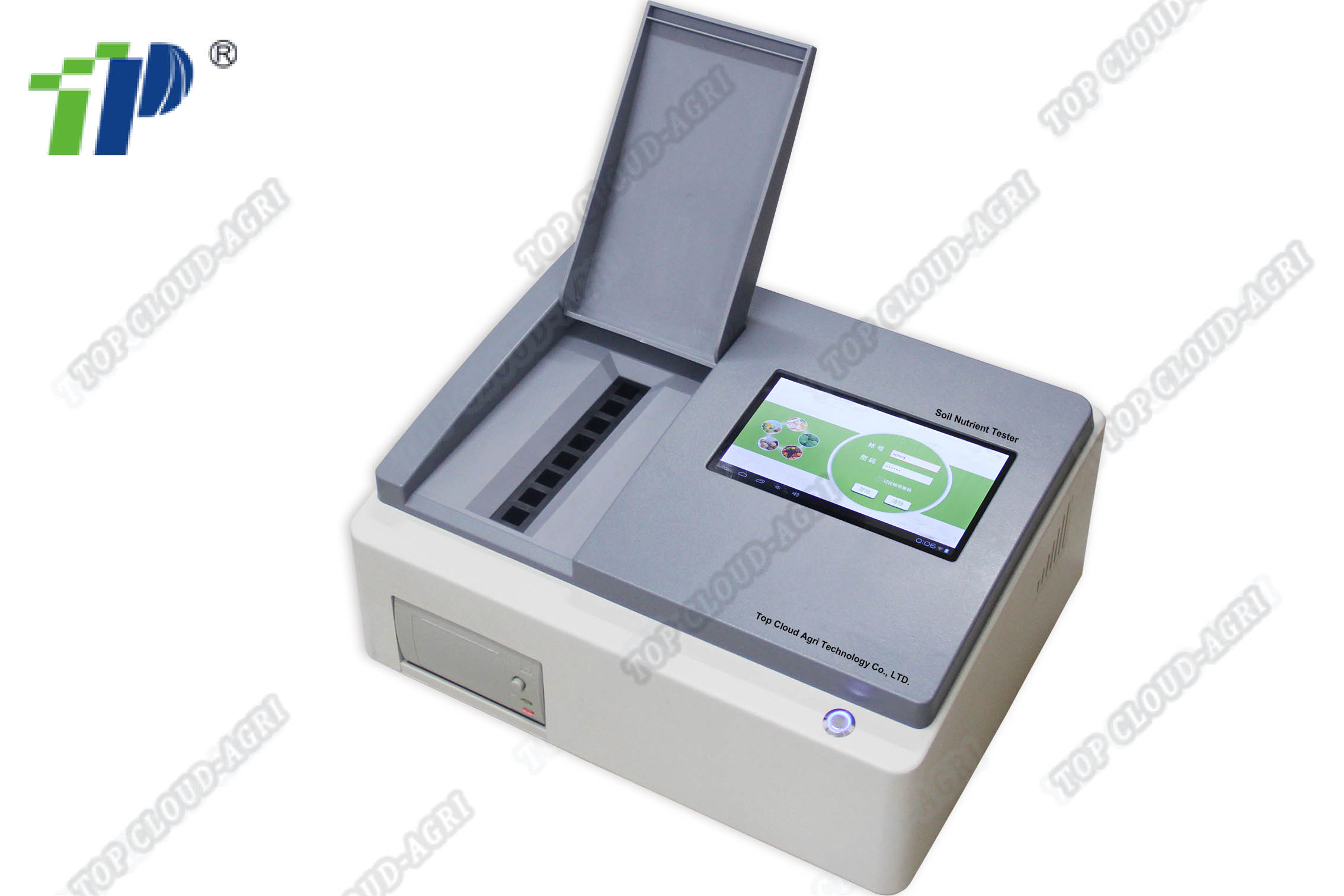 Pesticide Residue Tester for Food Safety