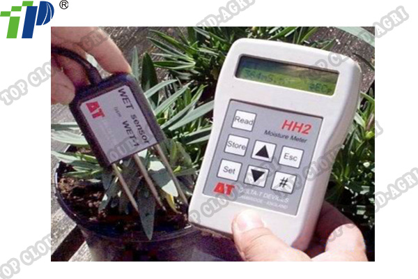 WET Soil Three Parameters Tester