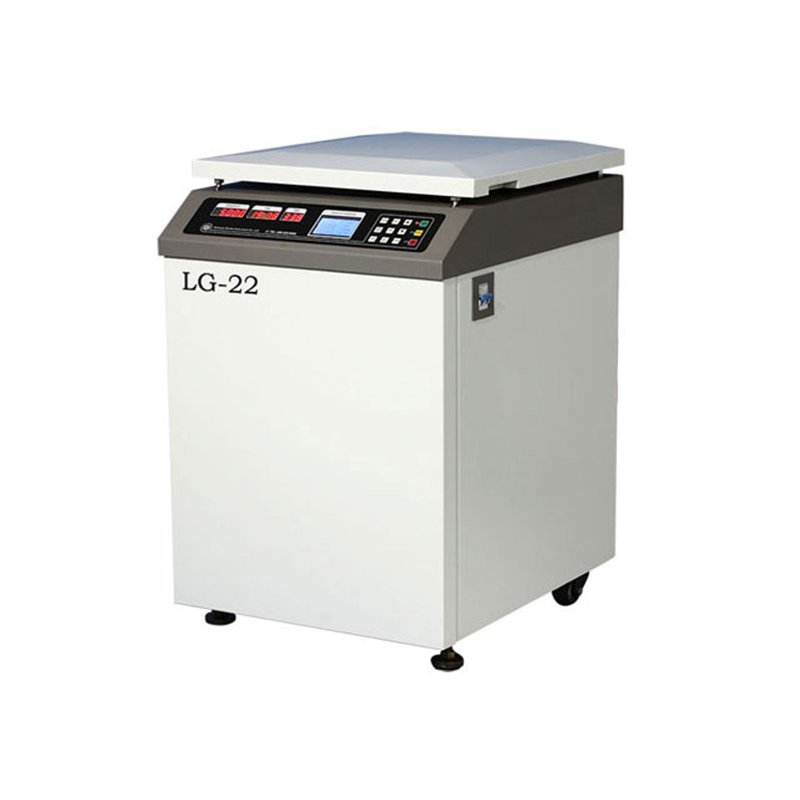 LG-22 Floor Standing High Speed Large Capacity Refrigerated Centrifuge