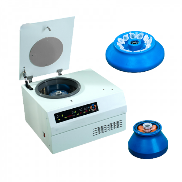 Automatic Table High Speed Refrigerated Centrifuge