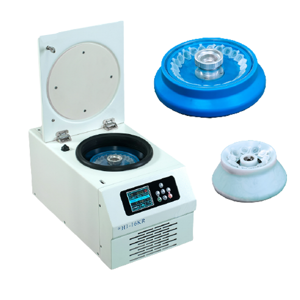 Large Table High Speed Refrigerated Centrifuge