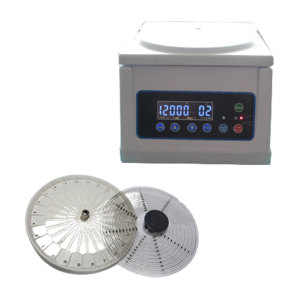Lab Small Size Capillary Tube Centrifuge With Low Noise