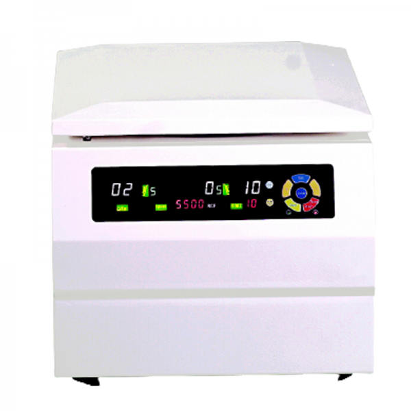High Speed Centrifuge With Stainless Steel