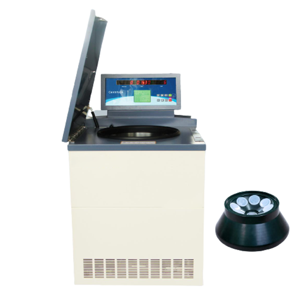 Refrigerated Centrifuge With High Compatibility