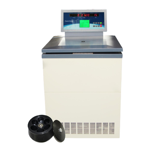Microcomputer Control Refrigerated Centrifuge