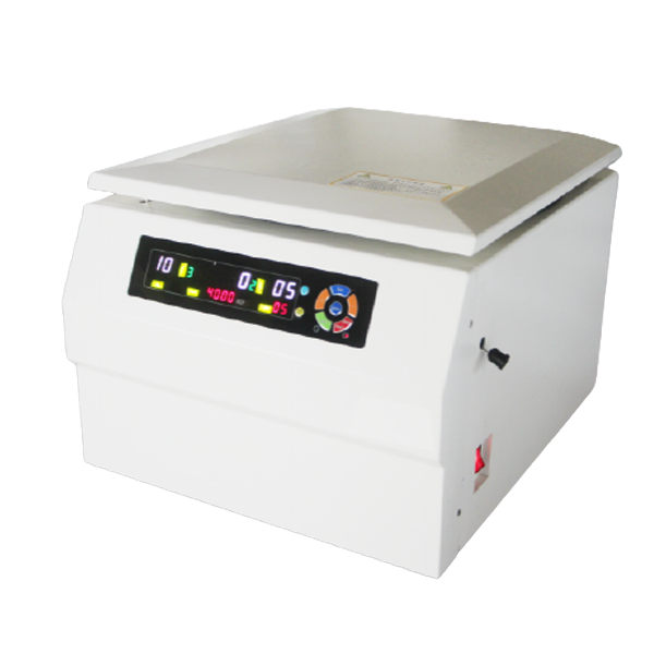 Automatic Uncap Centrifuge With Colorful LED Display