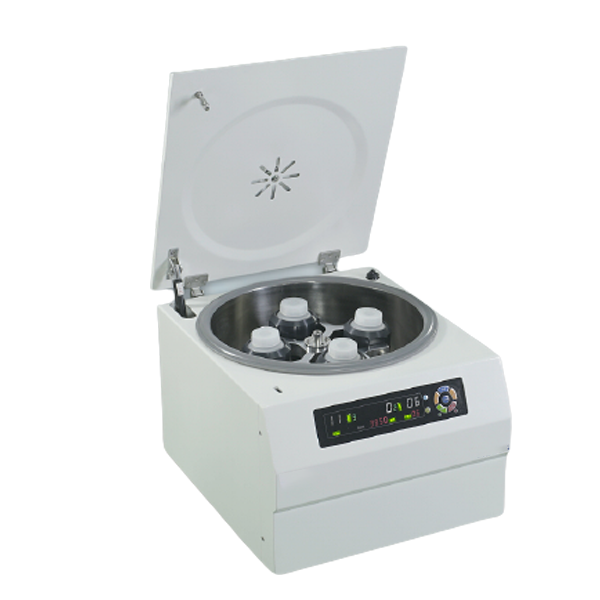 Small size great space saver low speed centrifuge for lab