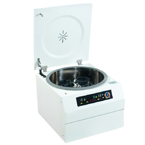 Table Low Speed Large Capacity Centrifuge With LED