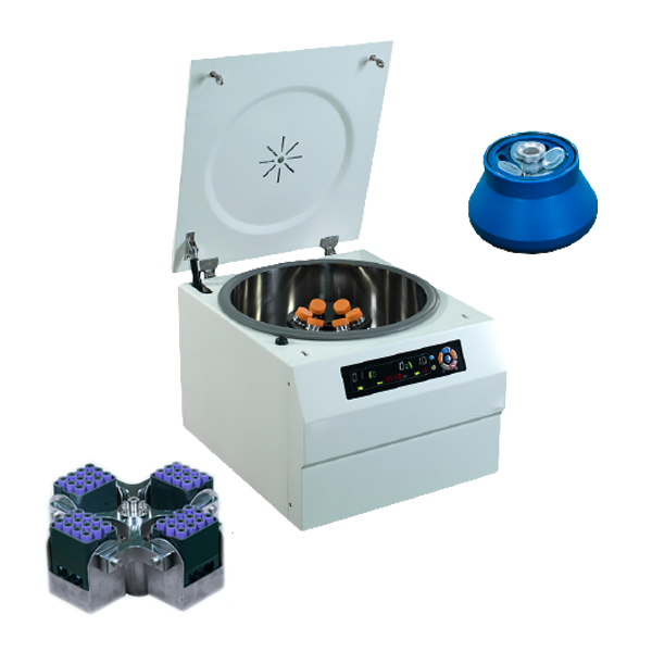 Microcomputer Control Low Speed Large Capacity Centrifuge