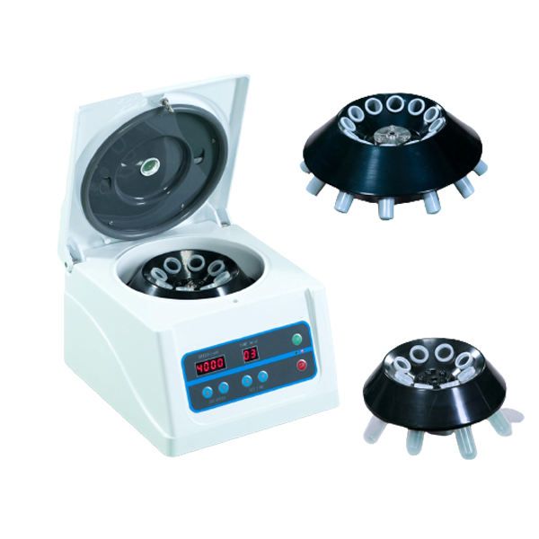 Table Laboratory Low Speed Centrifuge With Digital Display