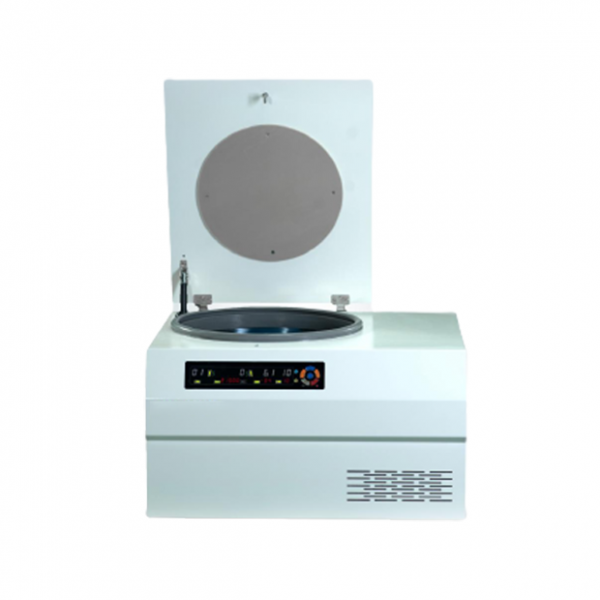 Electric Refrigerated Centrifuge With High Speed